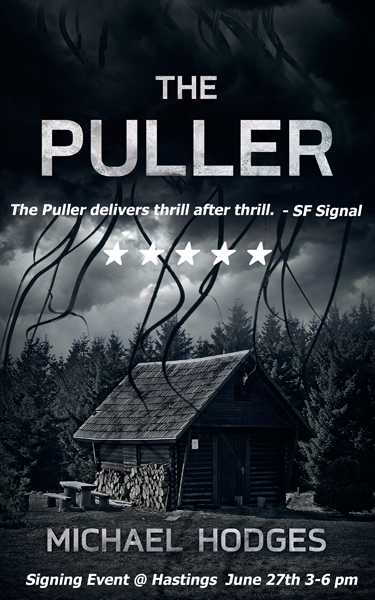 THE PULLER poster small